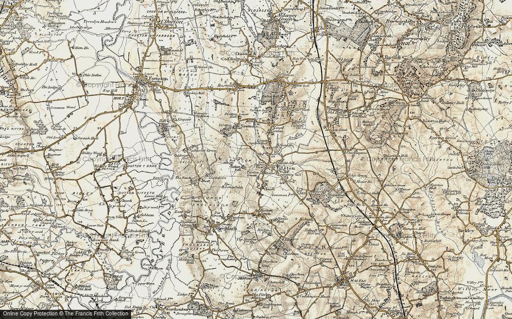 Tilston, 1902