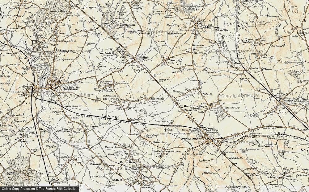 Tilsworth, 1898-1899
