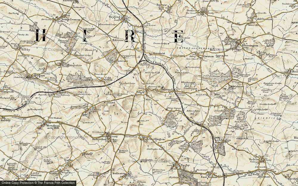 Tilton on the Hill, 1901-1903