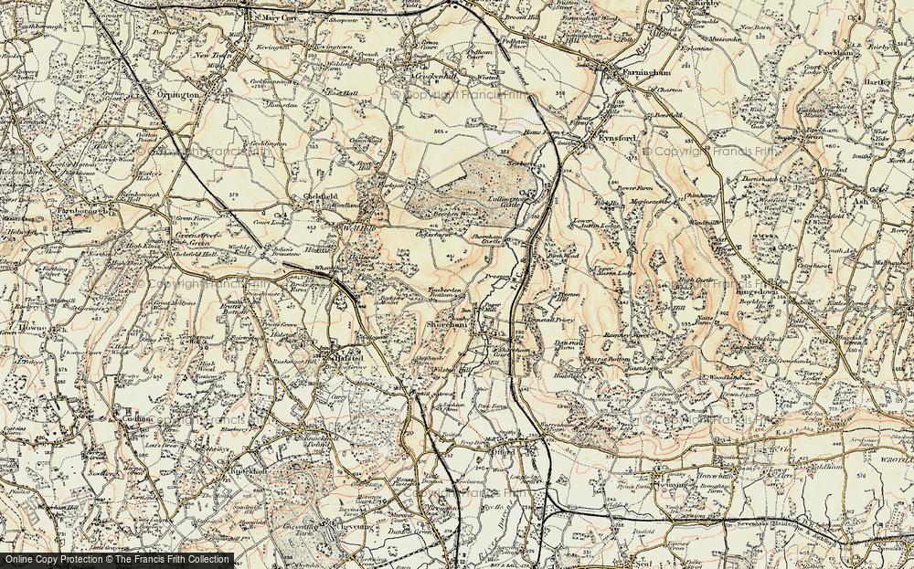 Timberden Bottom, 1897-1898