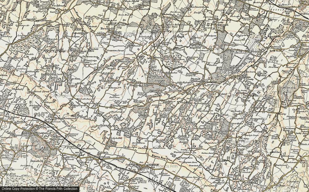 Timbold Hill, 1897-1898