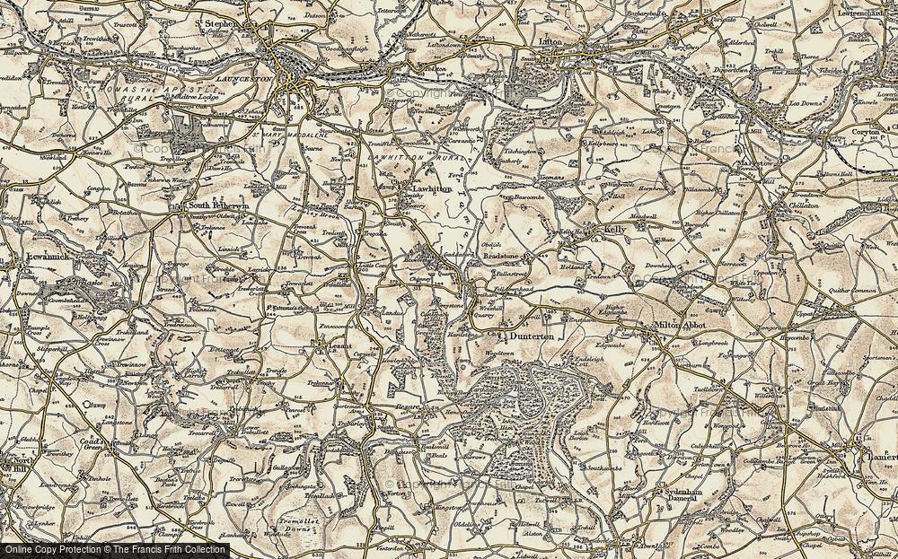Timbrelham, 1899-1900
