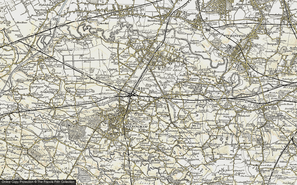 Timperley, 1903