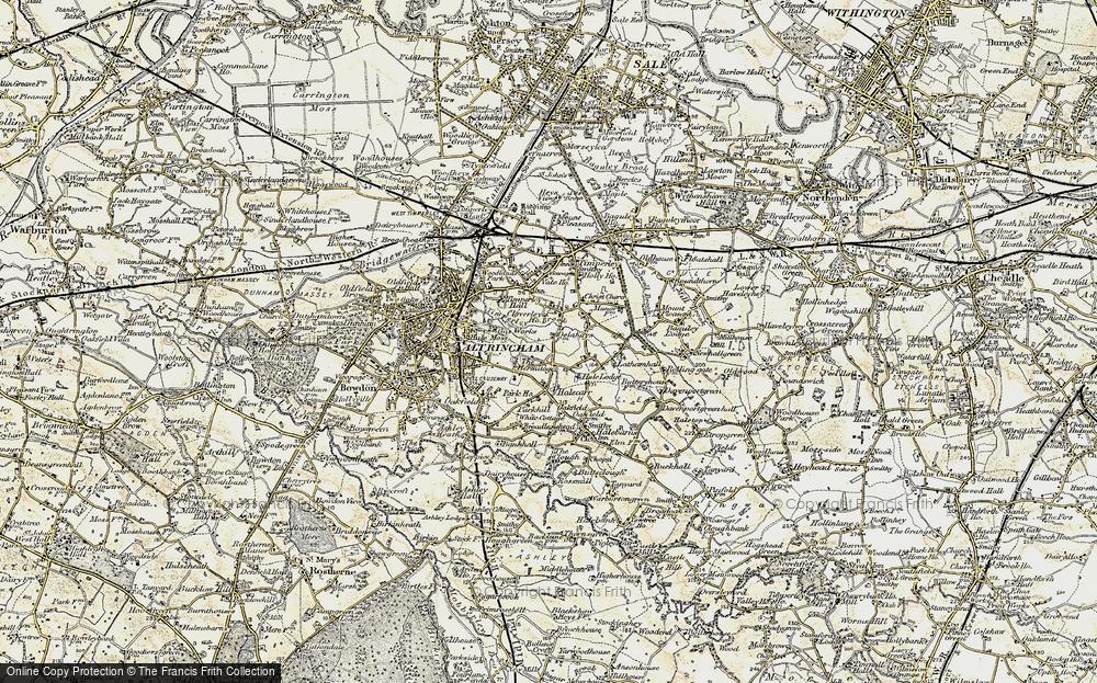 Timperley Brook, 1903