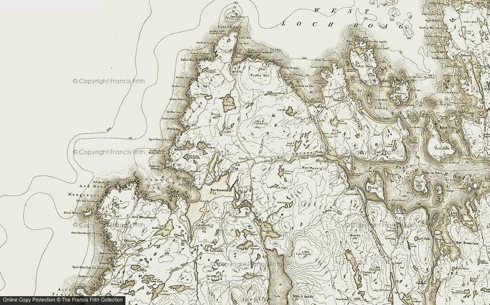 Timsgearraidh, 1911