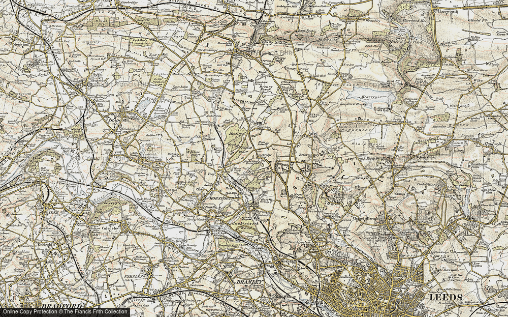 Tinshill, 1903-1904