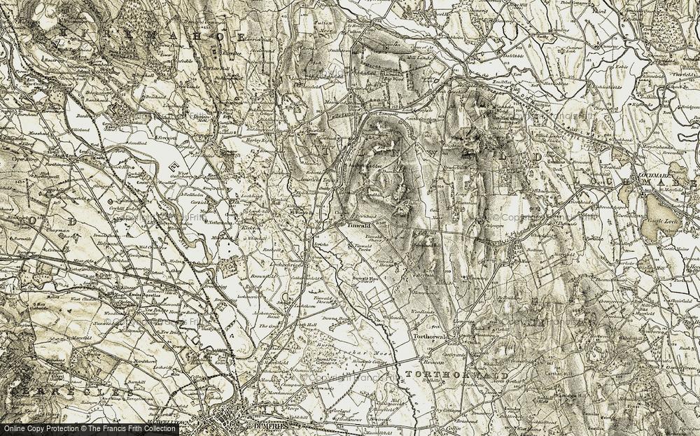 Tinwald, 1901-1905