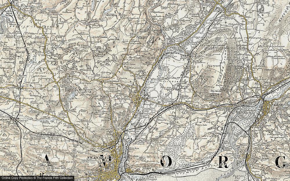 Tircanol, 1900-1901