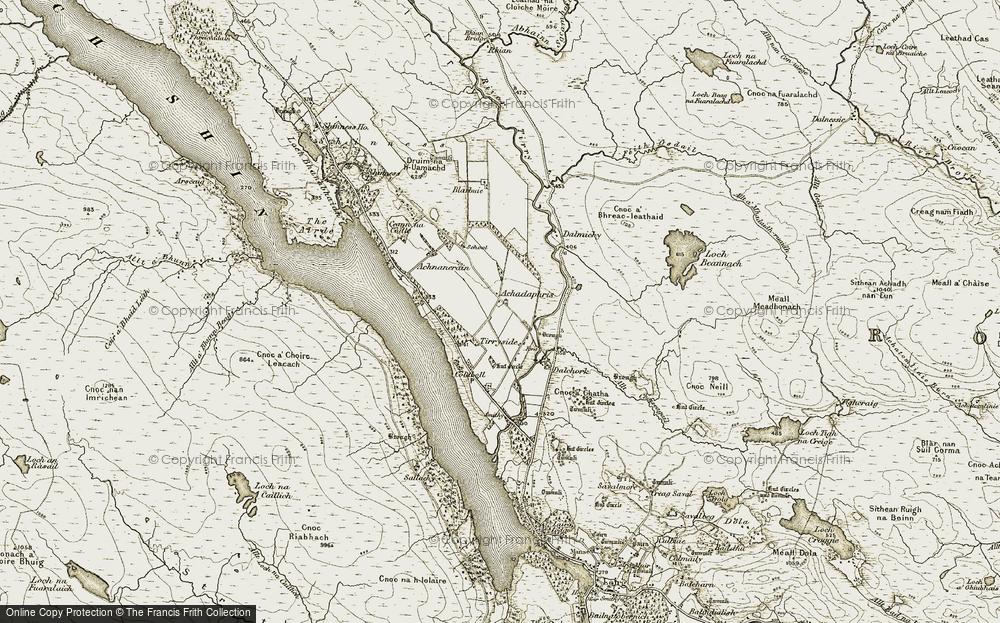 Tirryside, 1910-1912