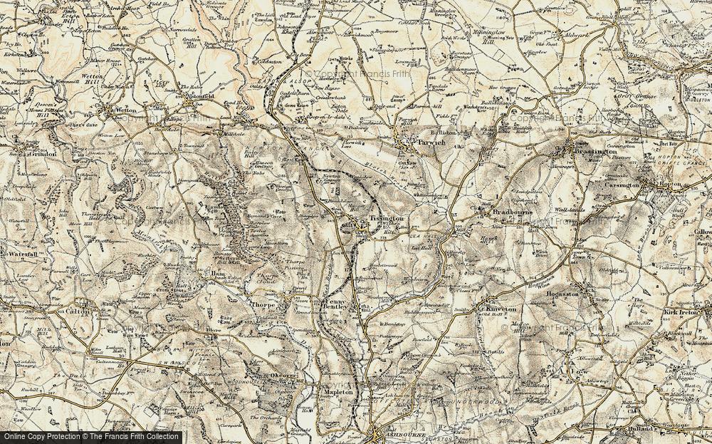 Tissington, 1902