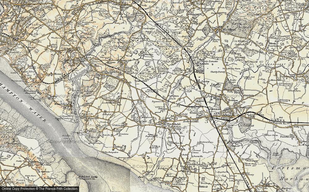 Titchfield Park, 1897-1899