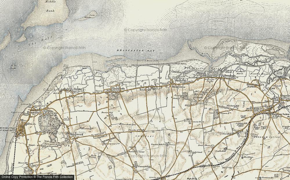 Titchwell, 1901-1902
