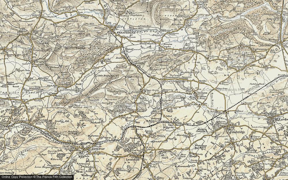 Titley, 1900-1903
