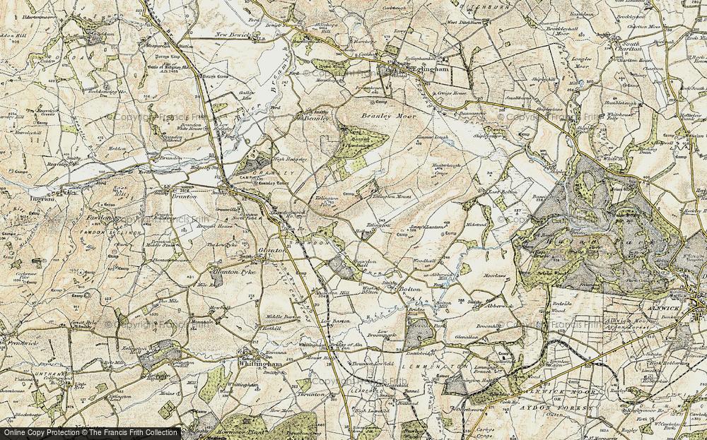 Titlington, 1901-1903