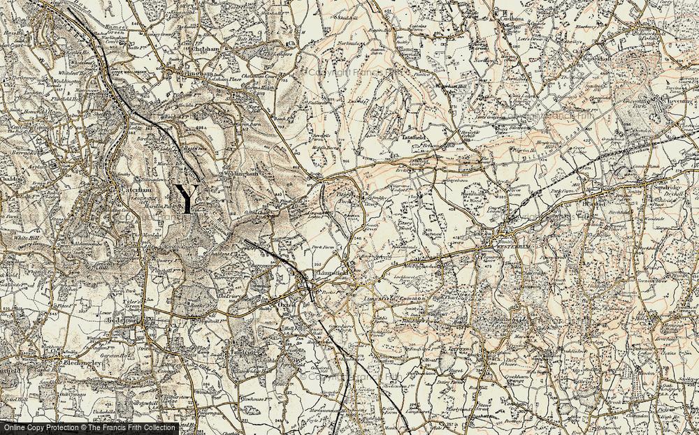 Titsey, 1897-1902