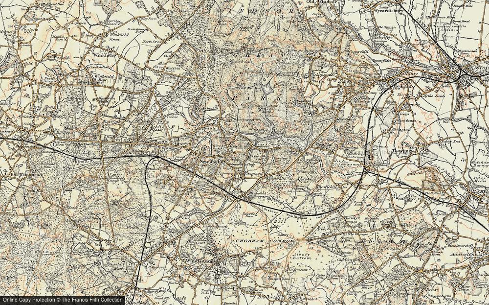 Tittenhurst, 1897-1909