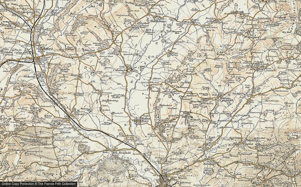 Titterhill, 1901-1902