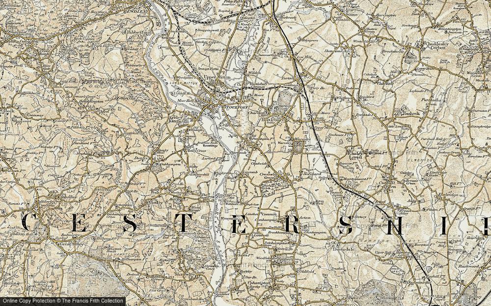 Titton, 1901-1902