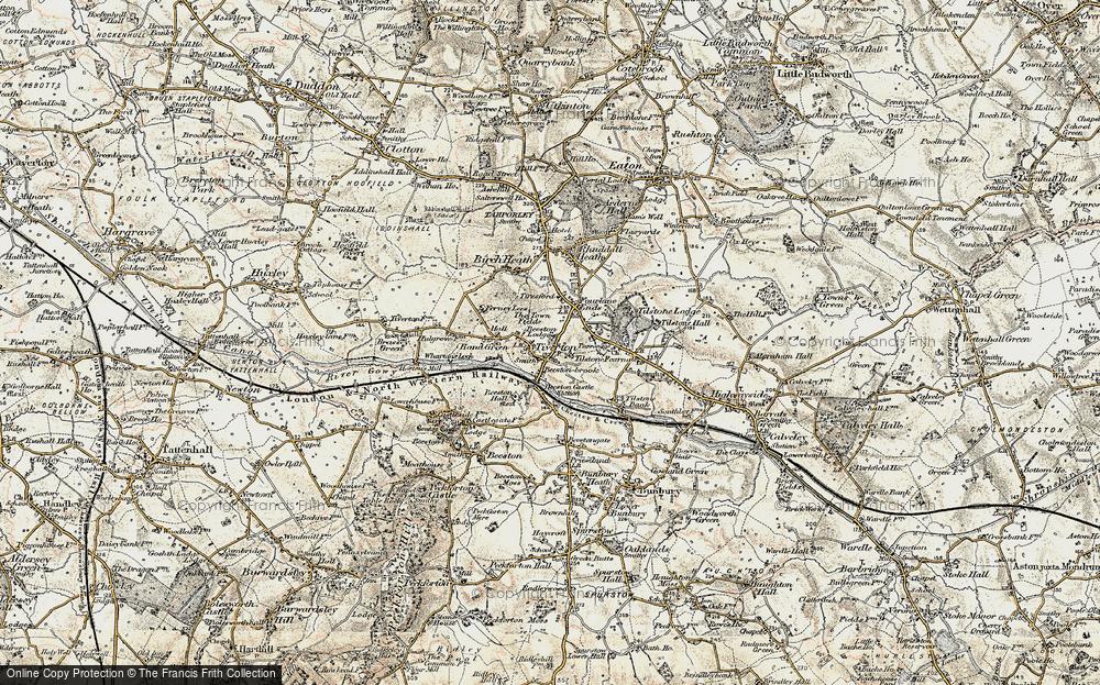 Tiverton, 1902-1903