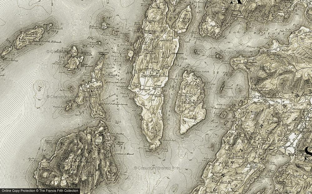 Toberonochy, 1906-1907