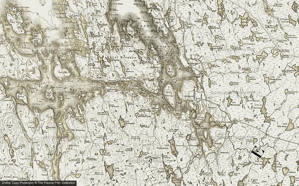 Tobhtaral, 1911