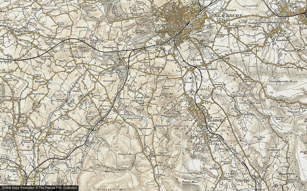 Tockholes, 1903