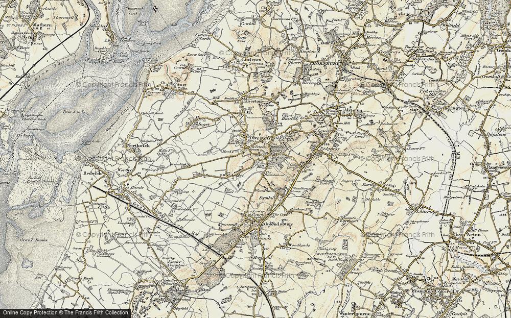 Tockington, 1899