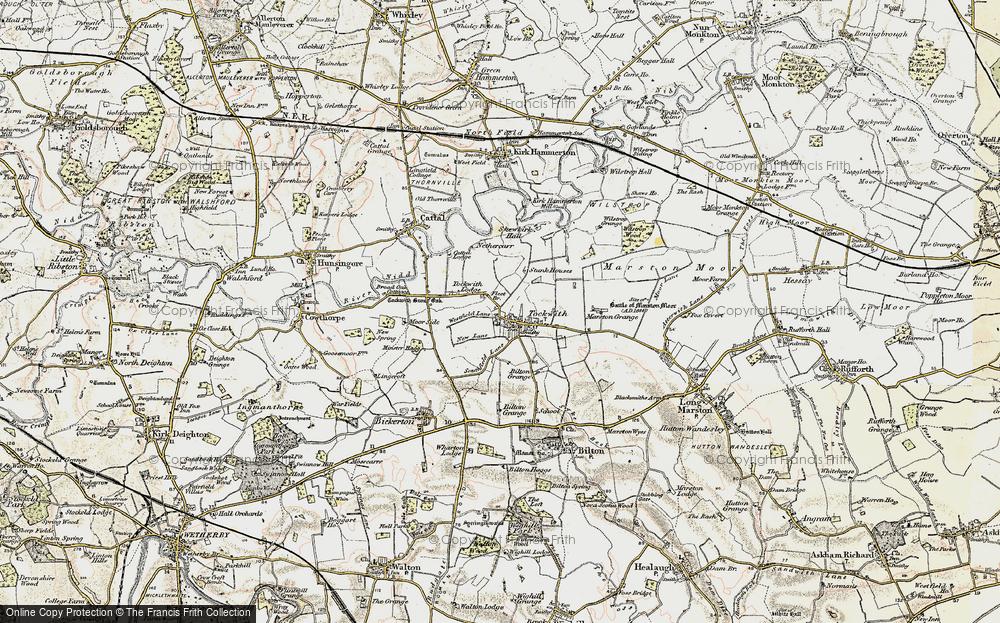 Tockwith, 1903-1904