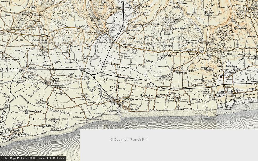 Toddington, 1897-1899
