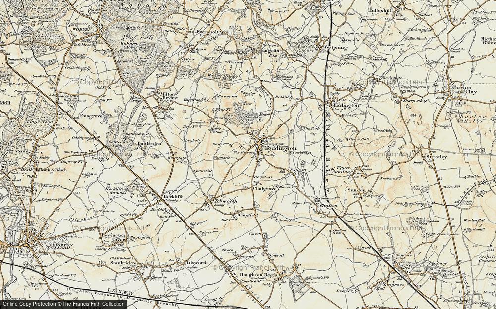 Toddington, 1898-1899