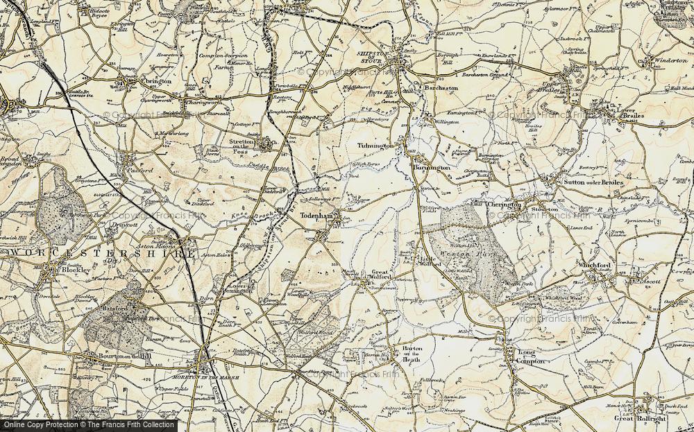 Todenham, 1899-1901