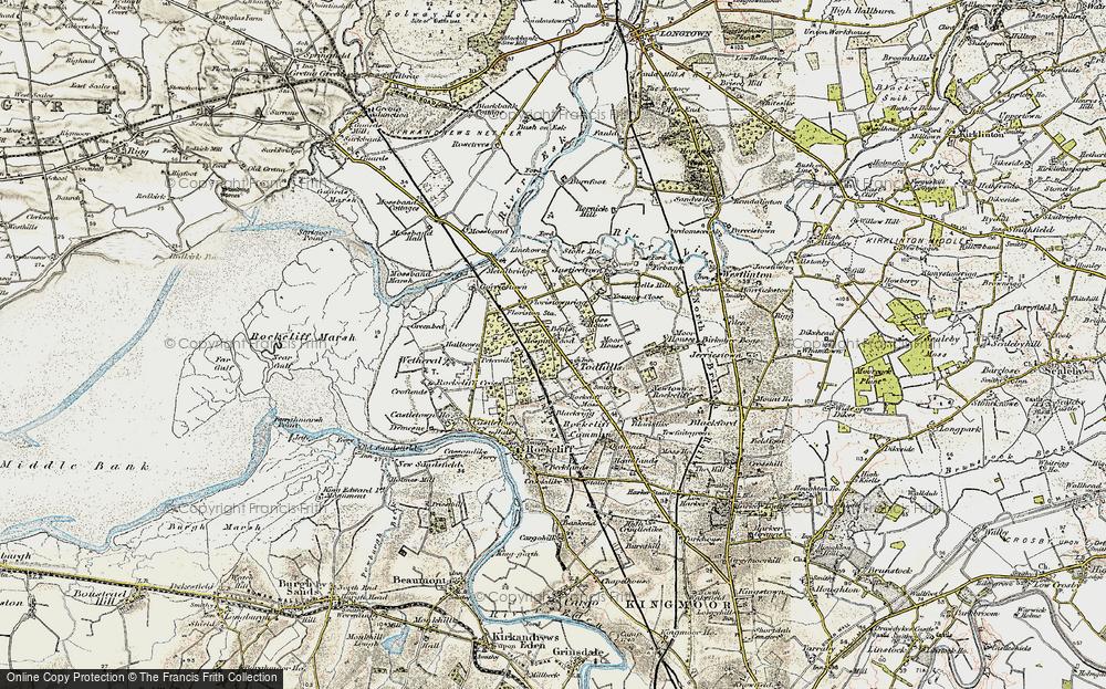 Todhills, 1901-1904