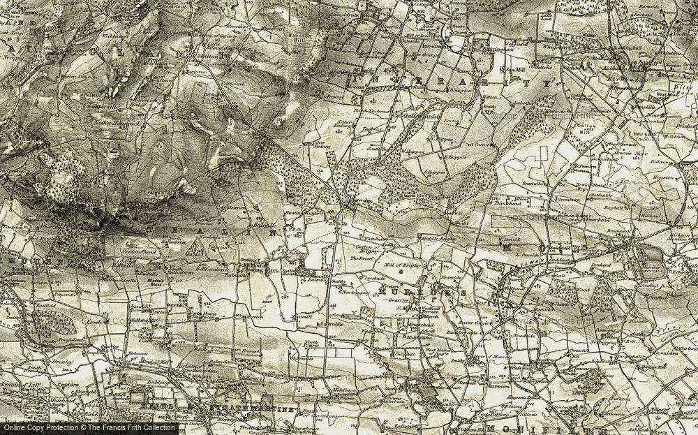 Todhills, 1907-1908