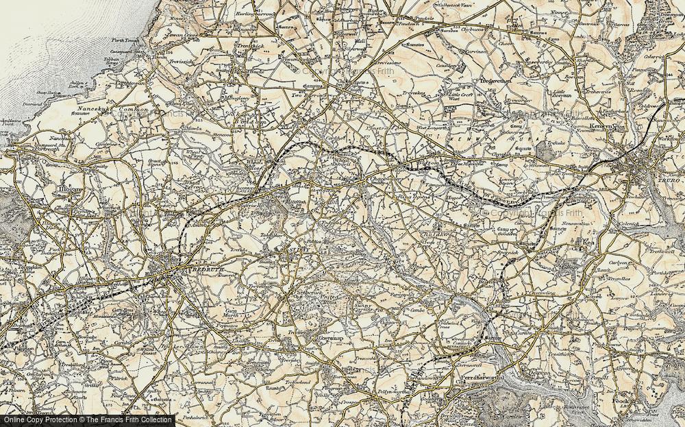 Todpool, 1900