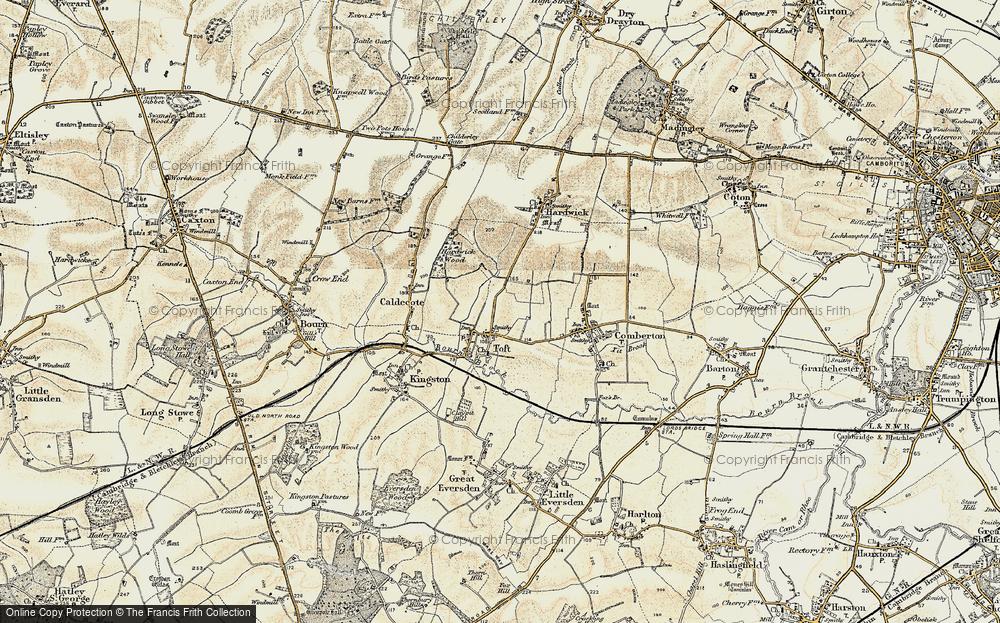 Toft, 1899-1901