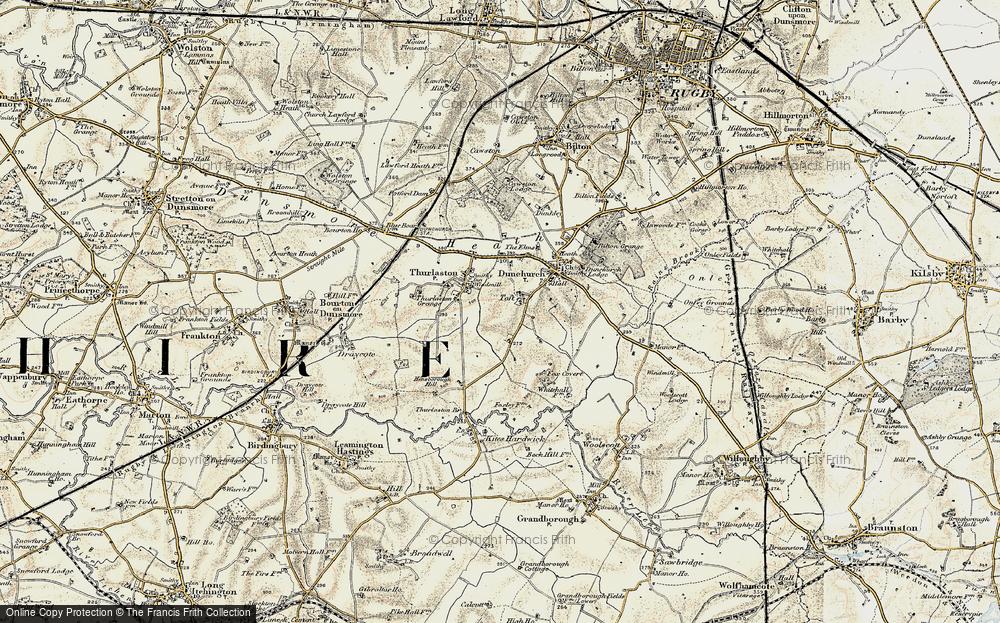Toft, 1901-1902