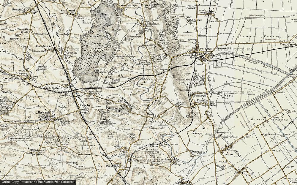 Toft, 1901-1903