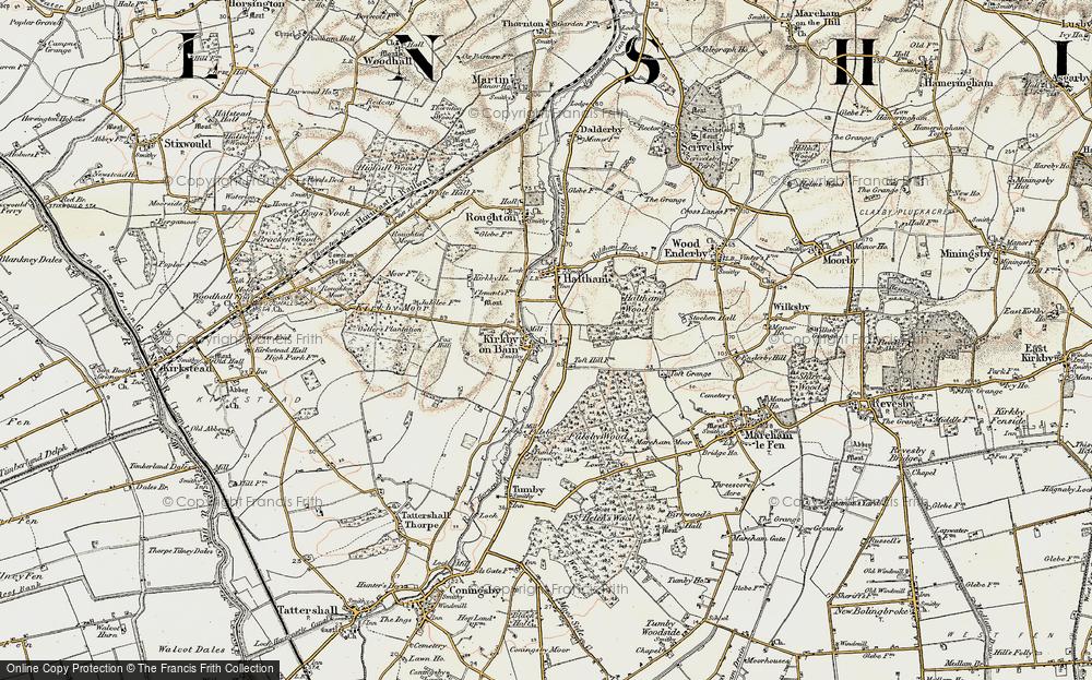 Toft Hill, 1902-1903
