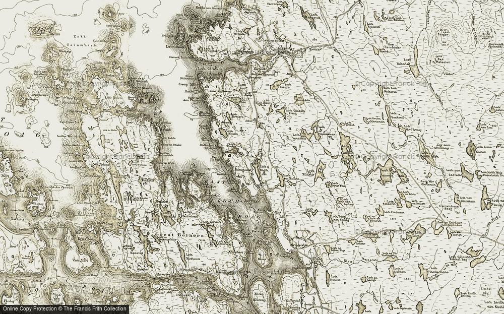 Tolastadh a' Chaolais, 1911