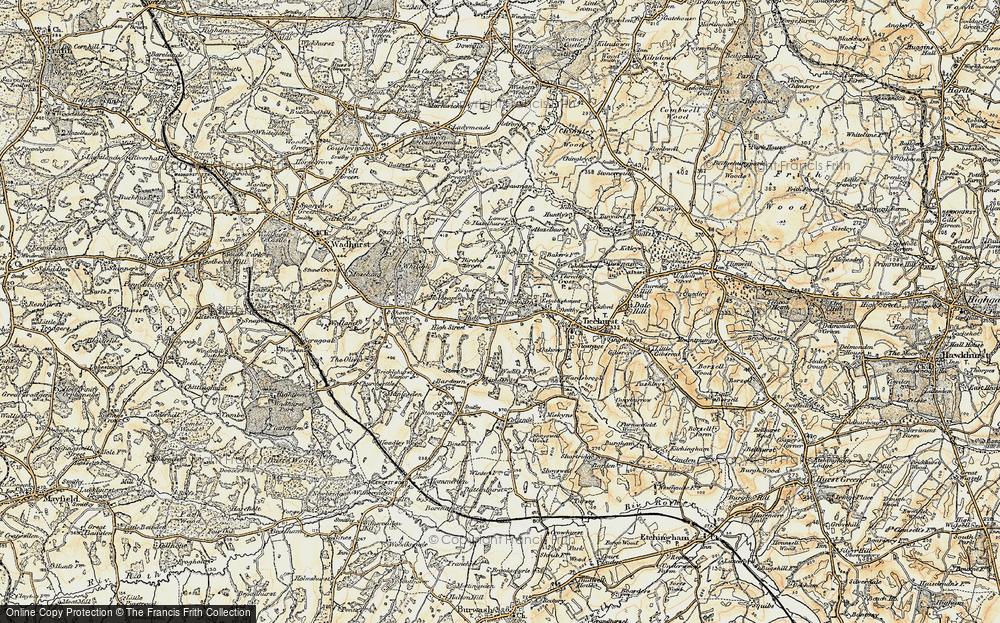 Tolhurst, 1898