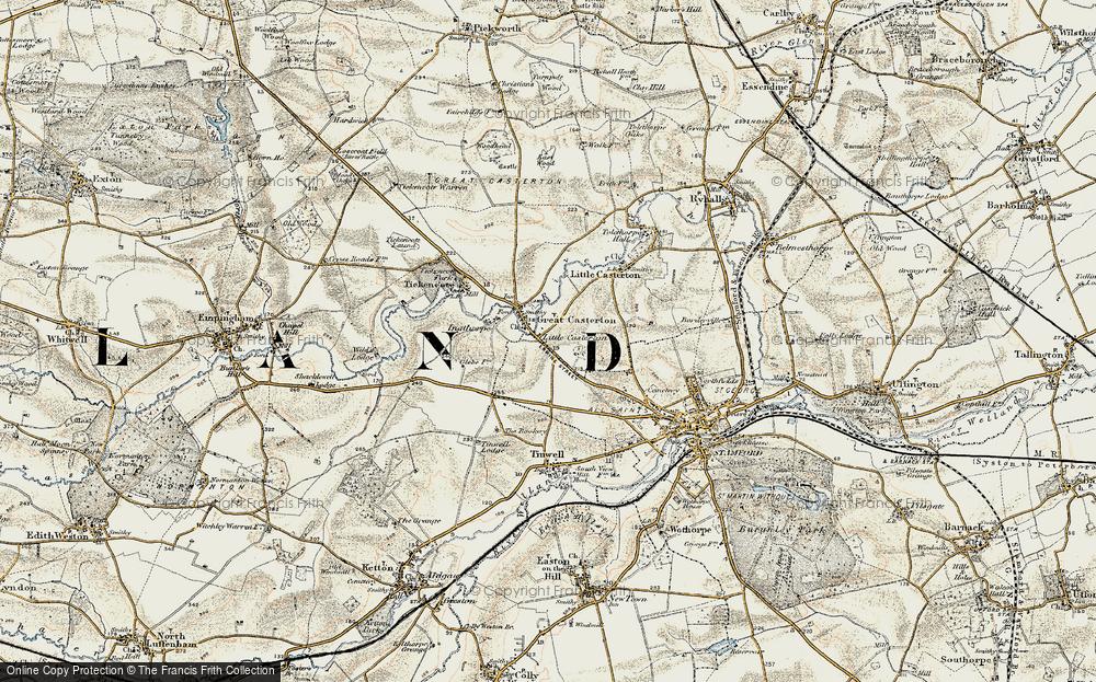 Toll Bar, 1901-1903