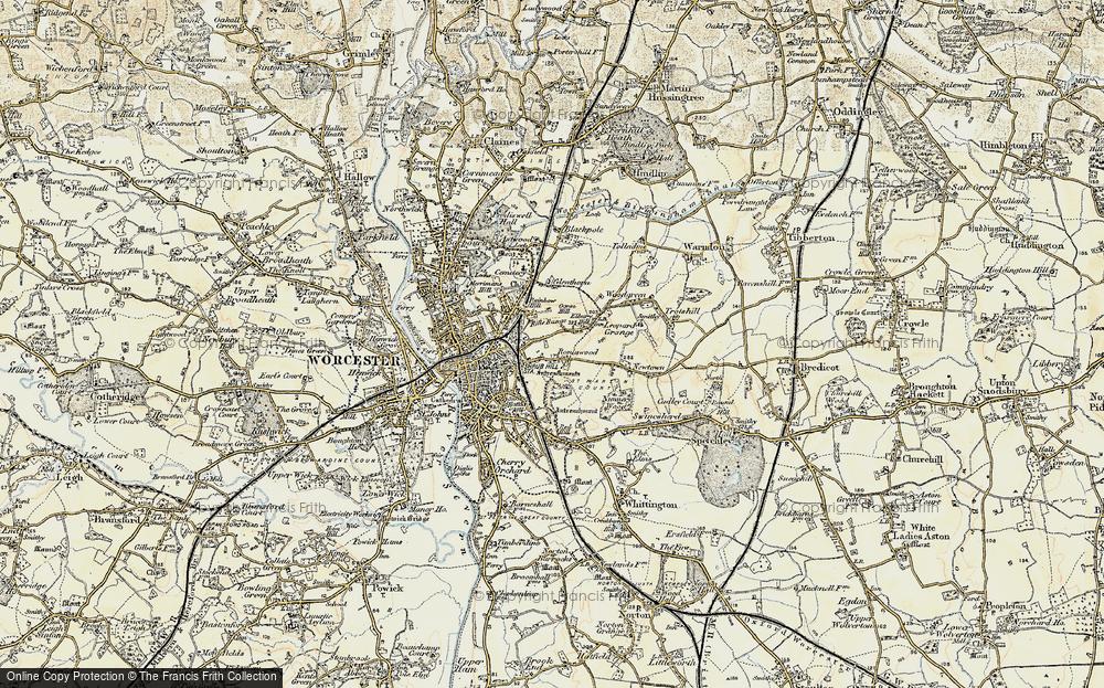 Tolladine, 1899-1902