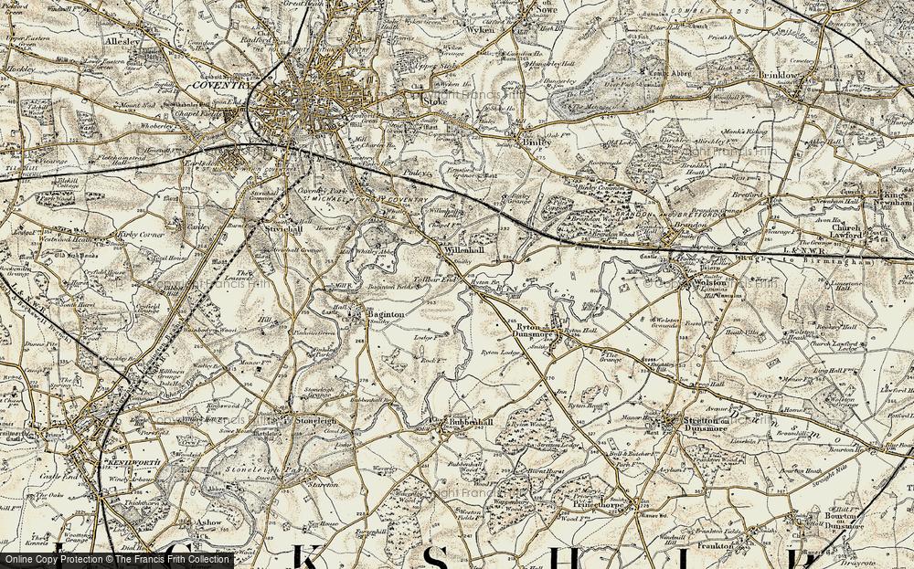 Tollbar End, 1901-1902