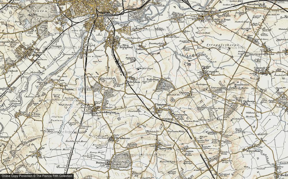 Tollerton, 1902-1903