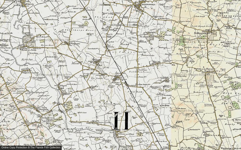 Tollerton, 1903-1904