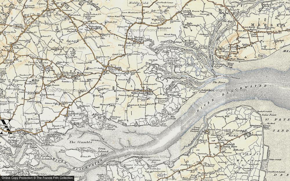 Tollesbury, 1898