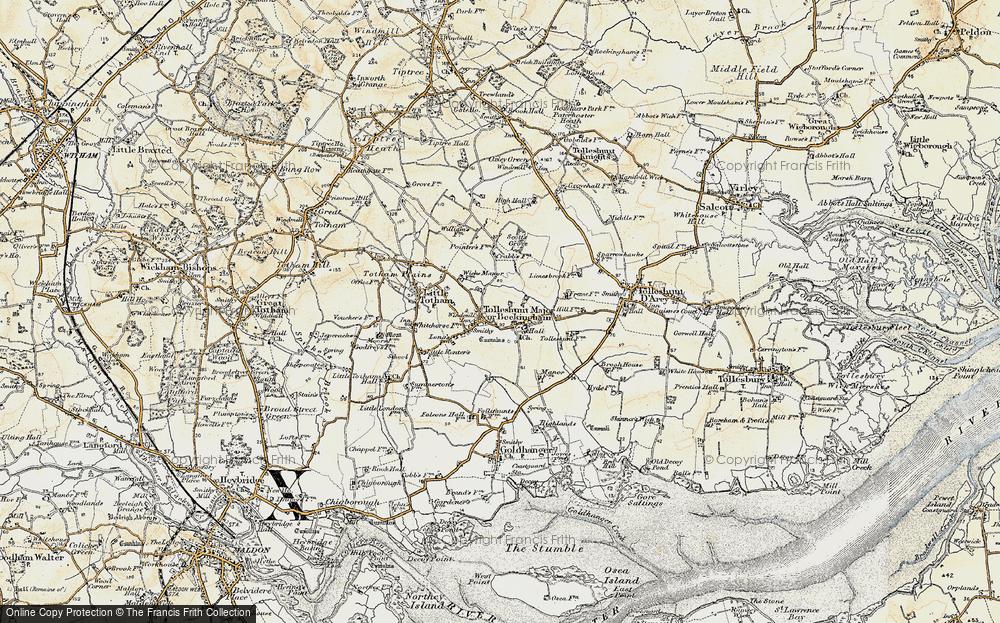 Tolleshunt Major, 1898