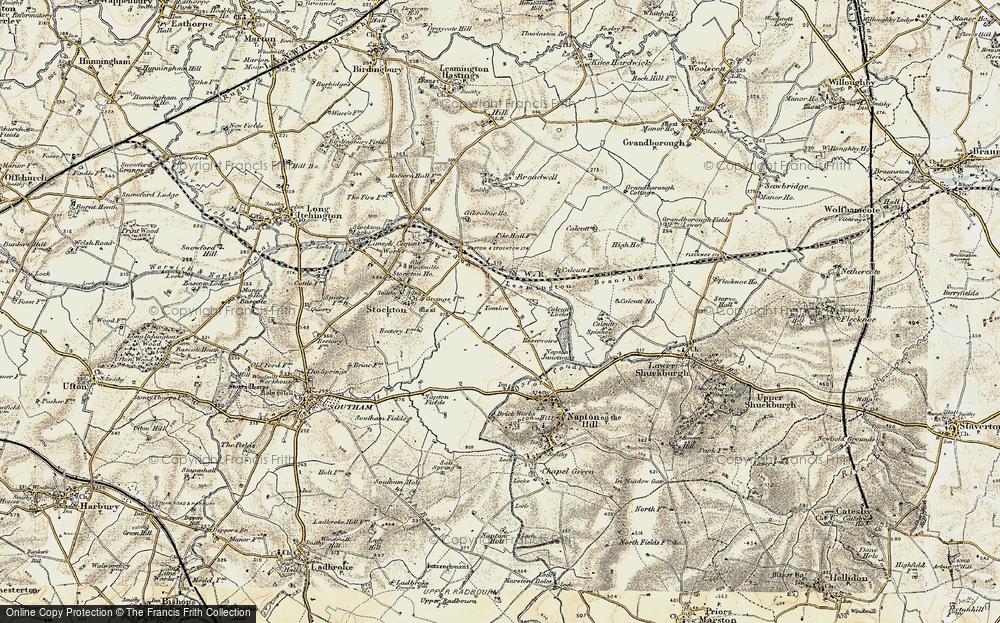 Tomlow, 1898-1902