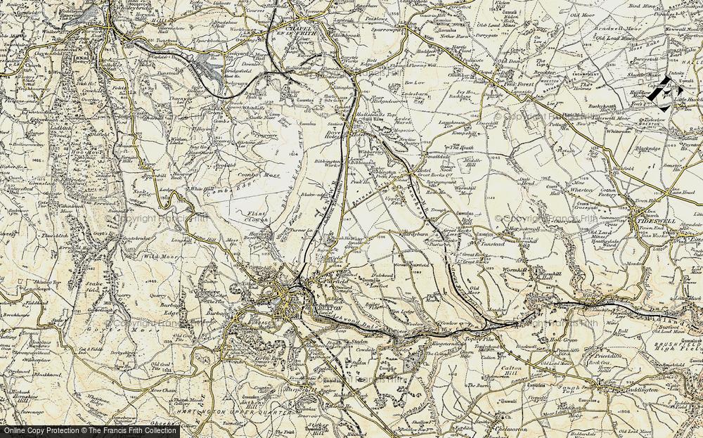 Tomthorn, 1902-1903