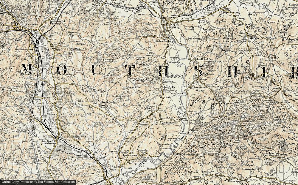 Ton, 1899-1900